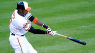 Adam Jones matches season high with four hits vs. Blue Jays