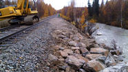 Alaska Railroad: Damage, Lost Revenue, May Exceed $1M Due to Flooding