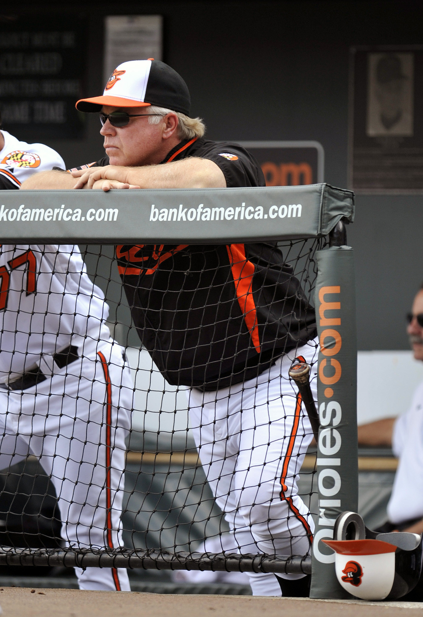 The many emotions of Buck Showalter [Pictures] - Cautious