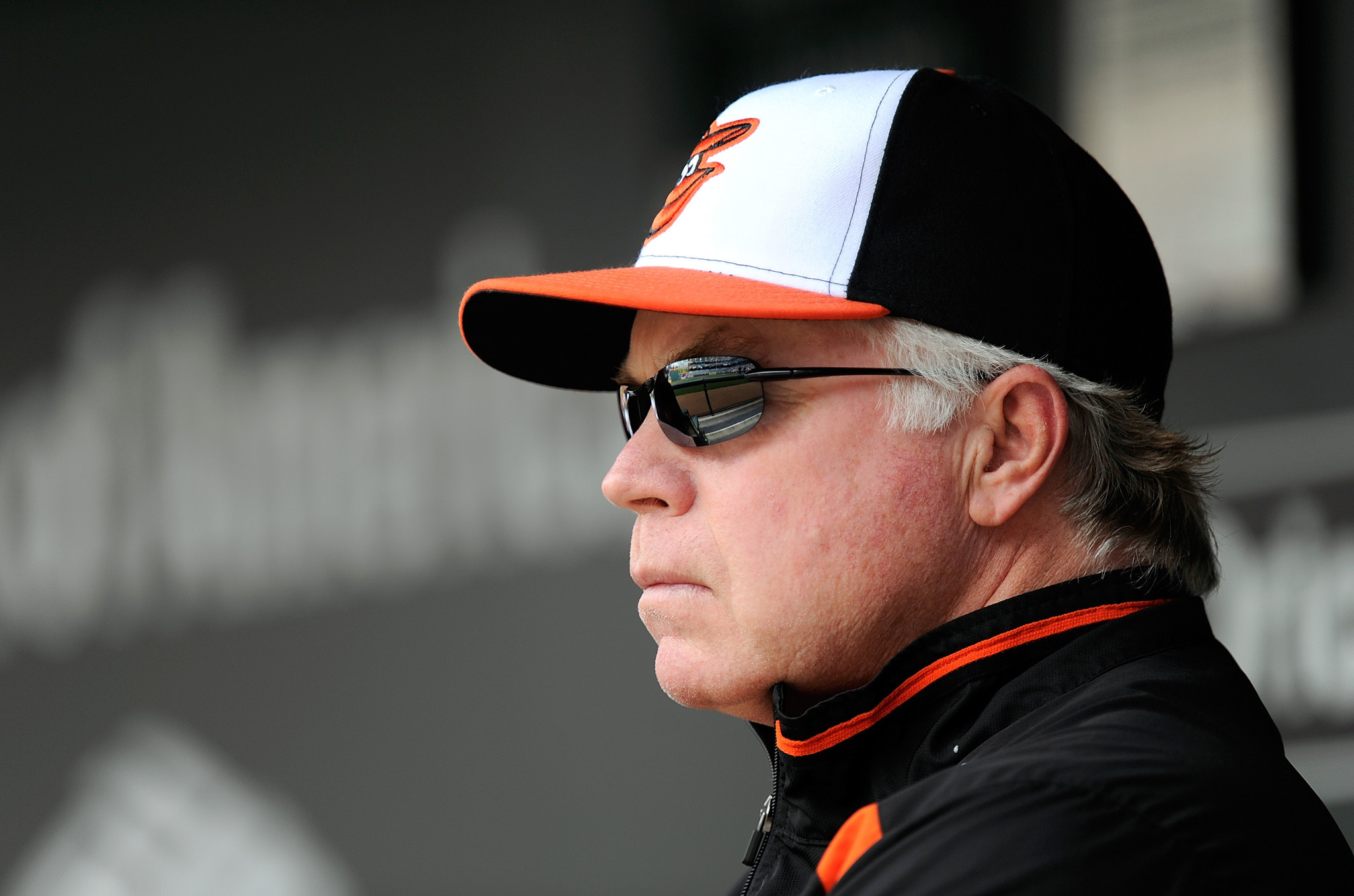The many emotions of Buck Showalter [Pictures] - Detached