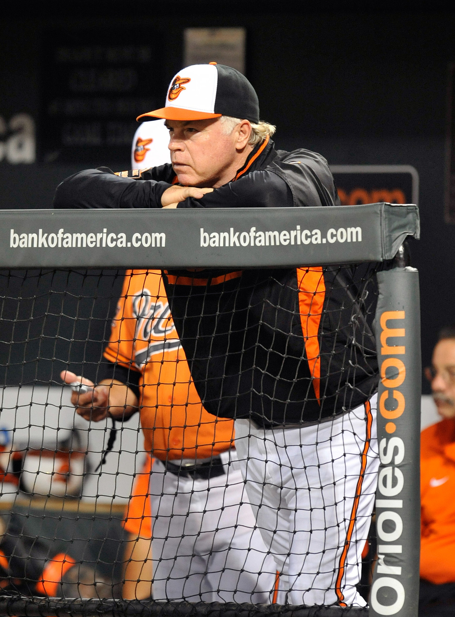 The many emotions of Buck Showalter [Pictures] - Amused