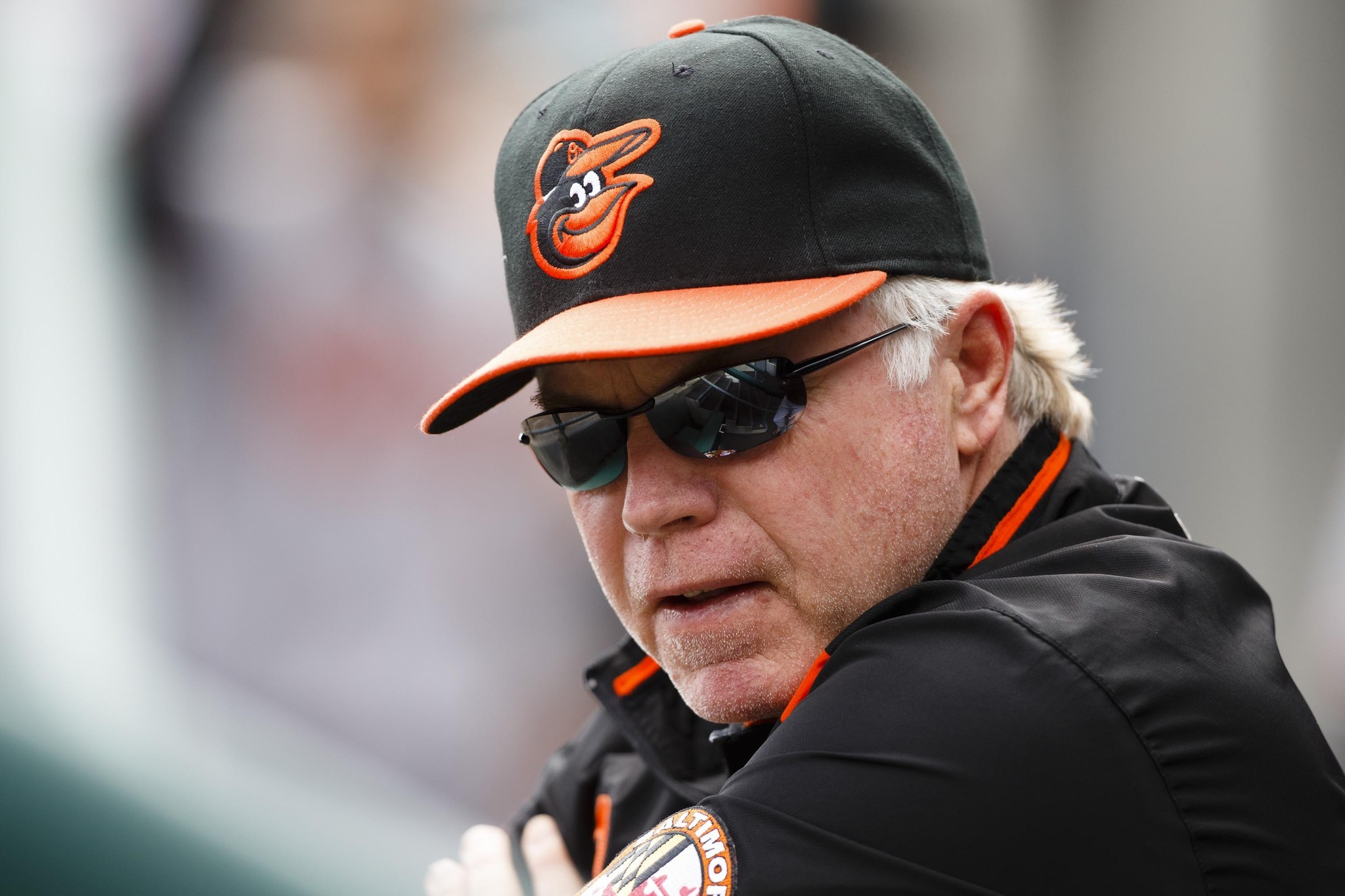 The many emotions of Buck Showalter [Pictures] - Friendly