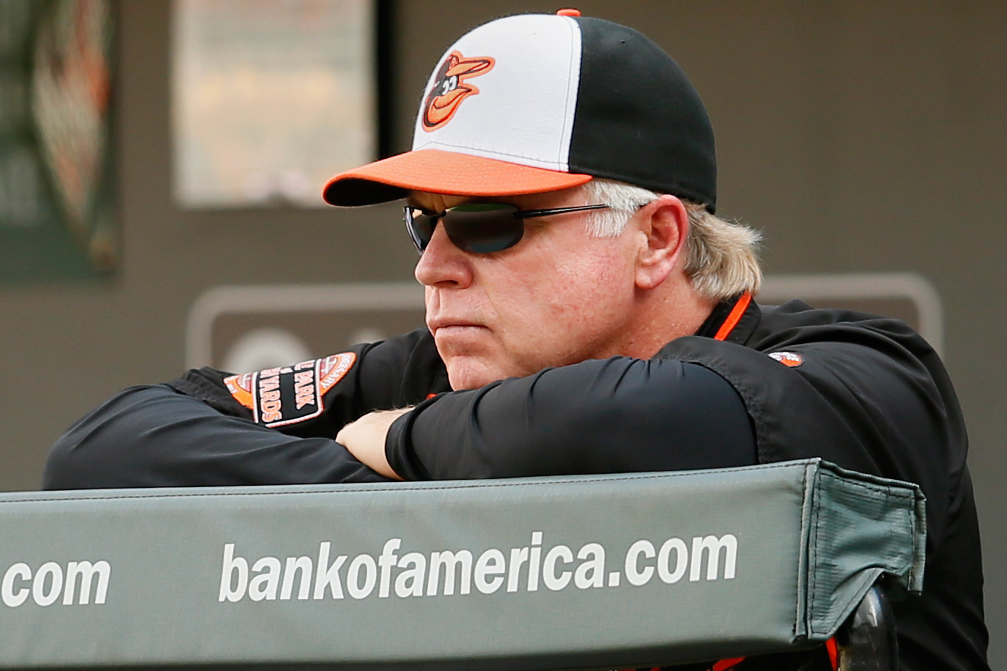 The many emotions of Buck Showalter [Pictures] - Disgusted