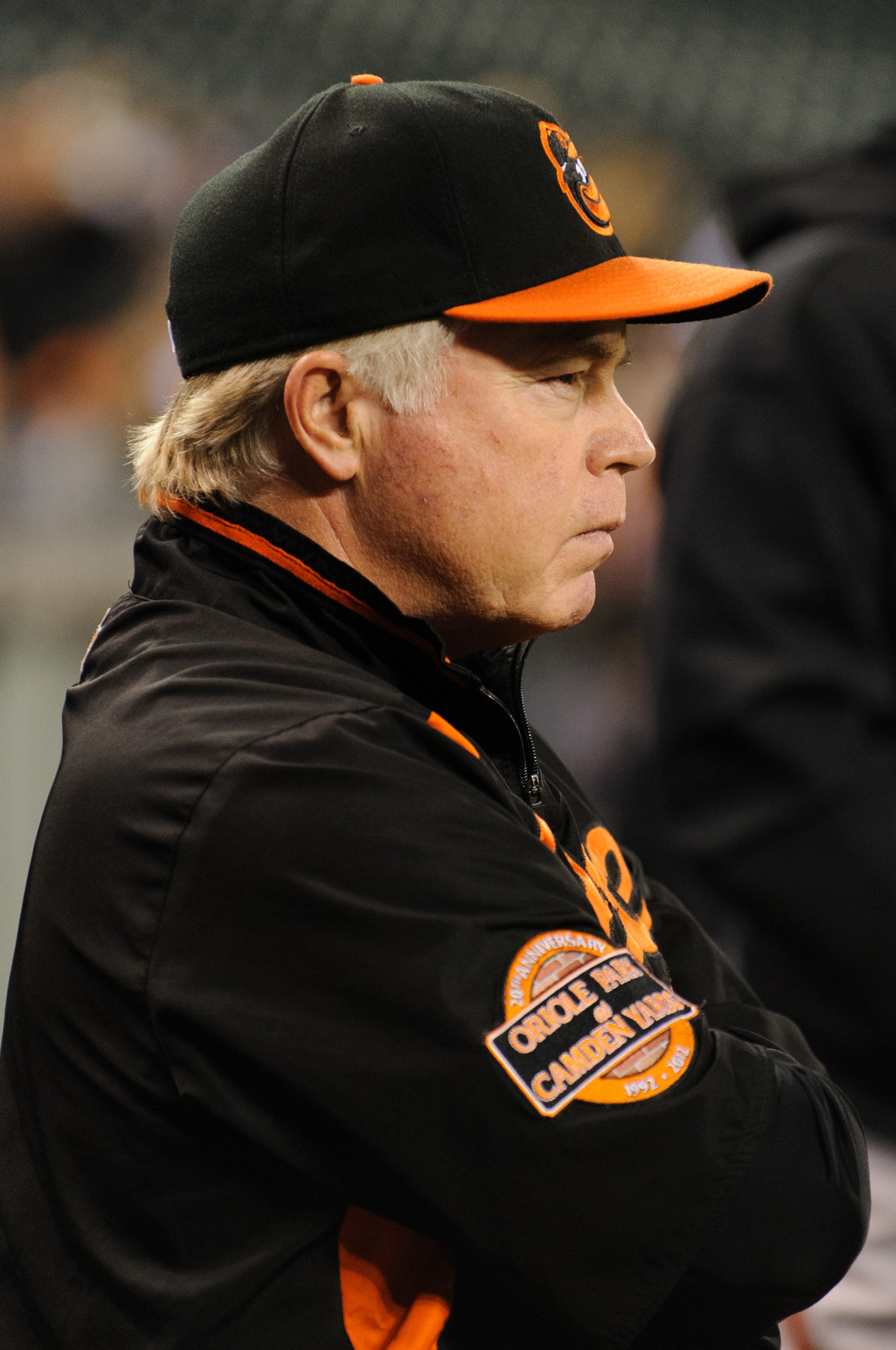 The many emotions of Buck Showalter [Pictures] - Joyful