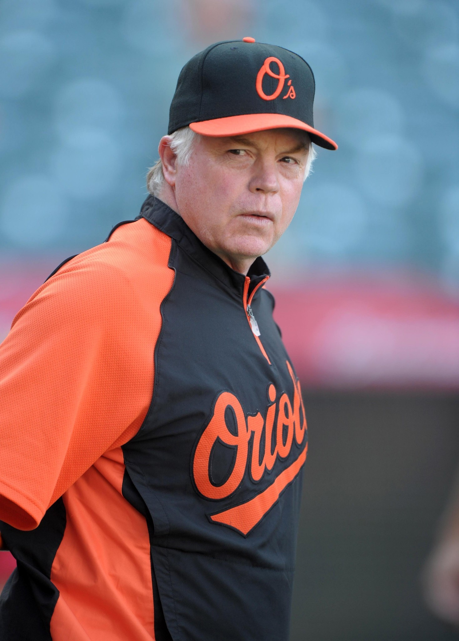 The many emotions of Buck Showalter [Pictures] - Ashamed