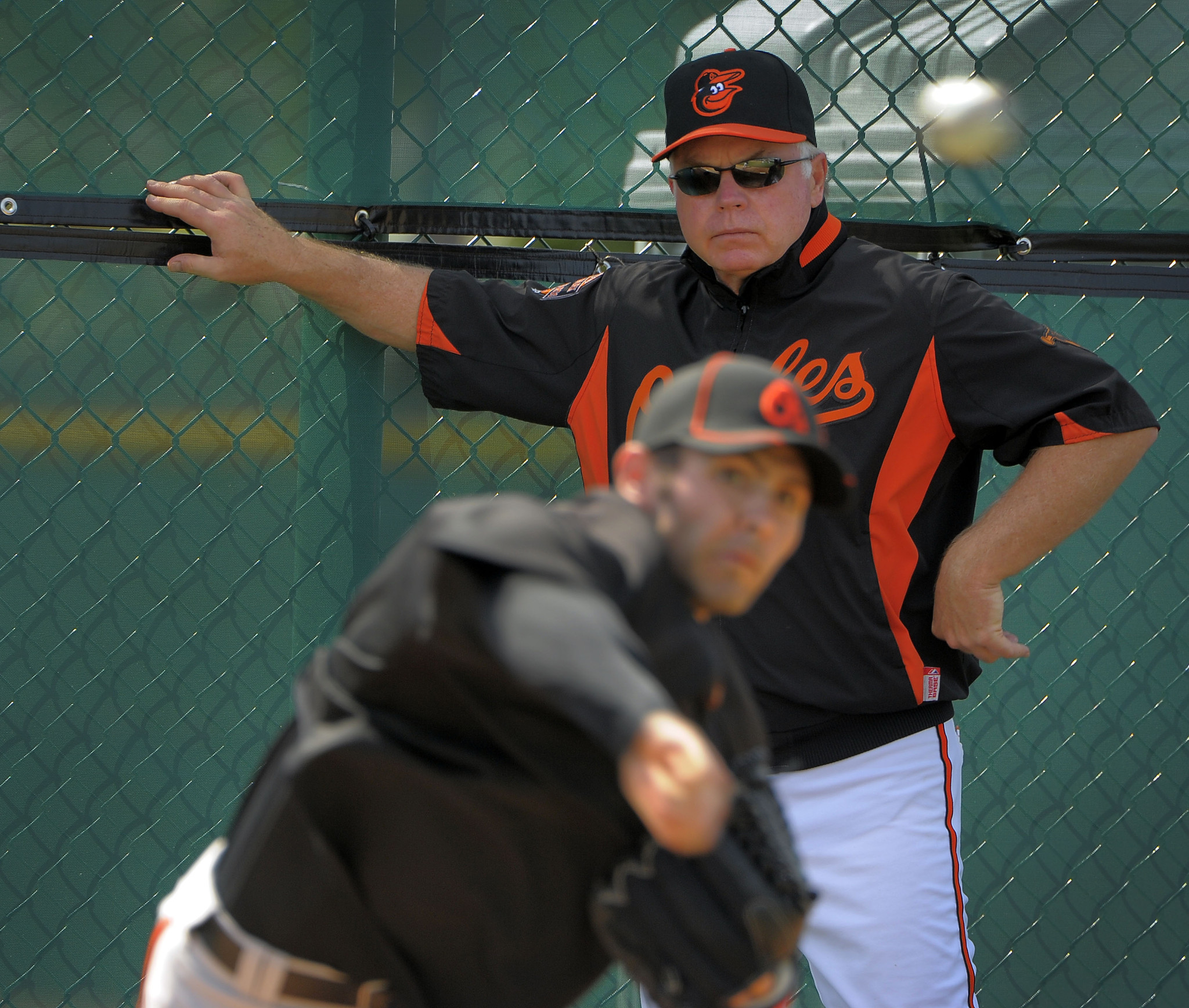 The many emotions of Buck Showalter [Pictures] - Loving