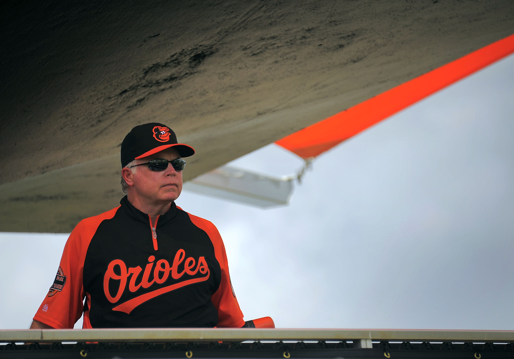 The many emotions of Buck Showalter [Pictures] - Desperate