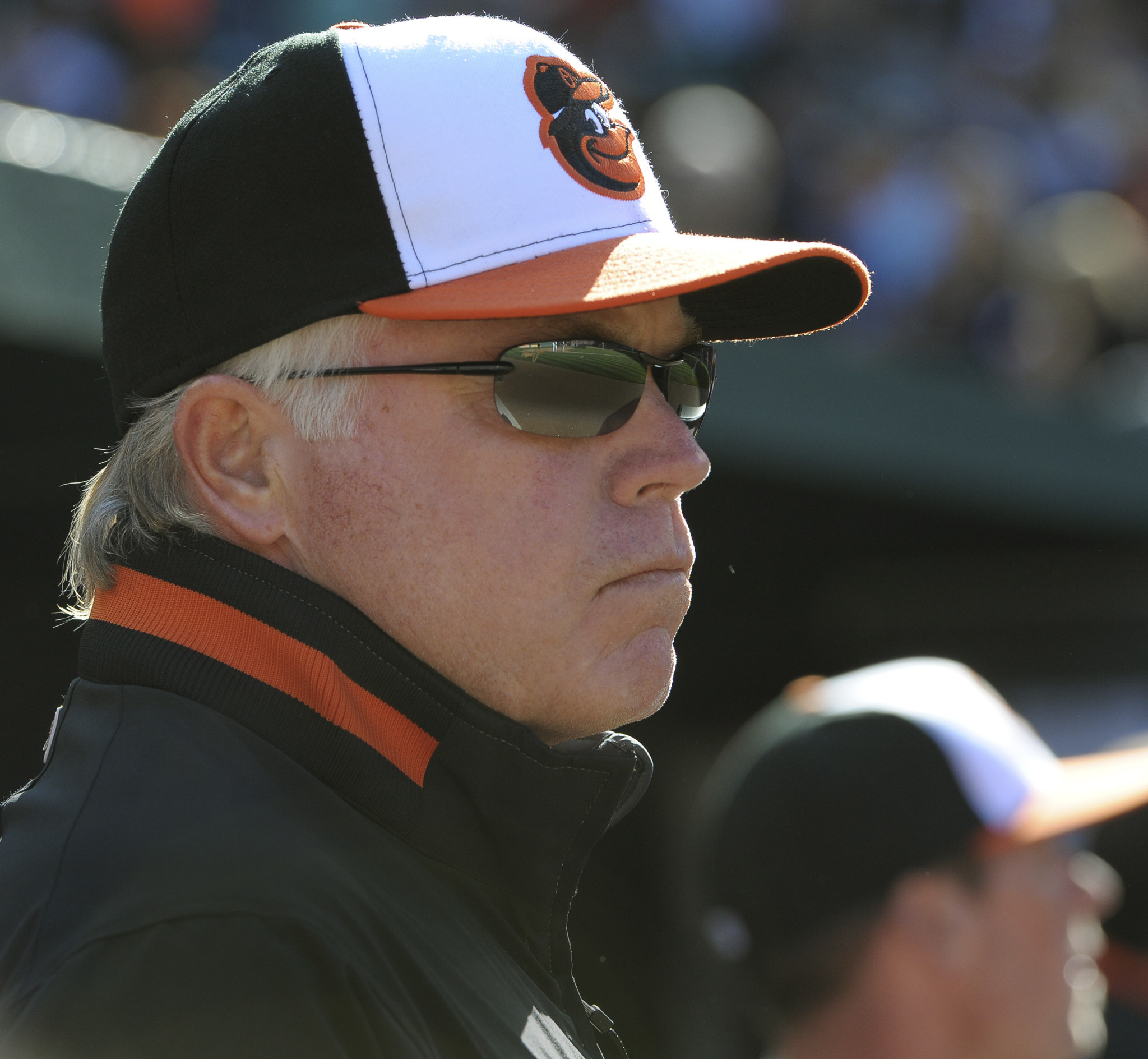 The many emotions of Buck Showalter [Pictures] - Vulnerable