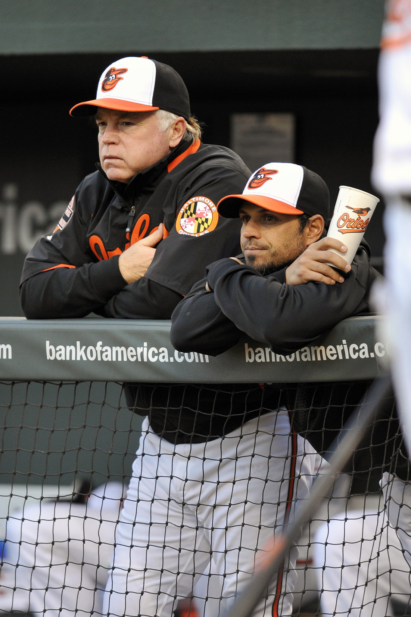 The many emotions of Buck Showalter [Pictures] - Hopeless
