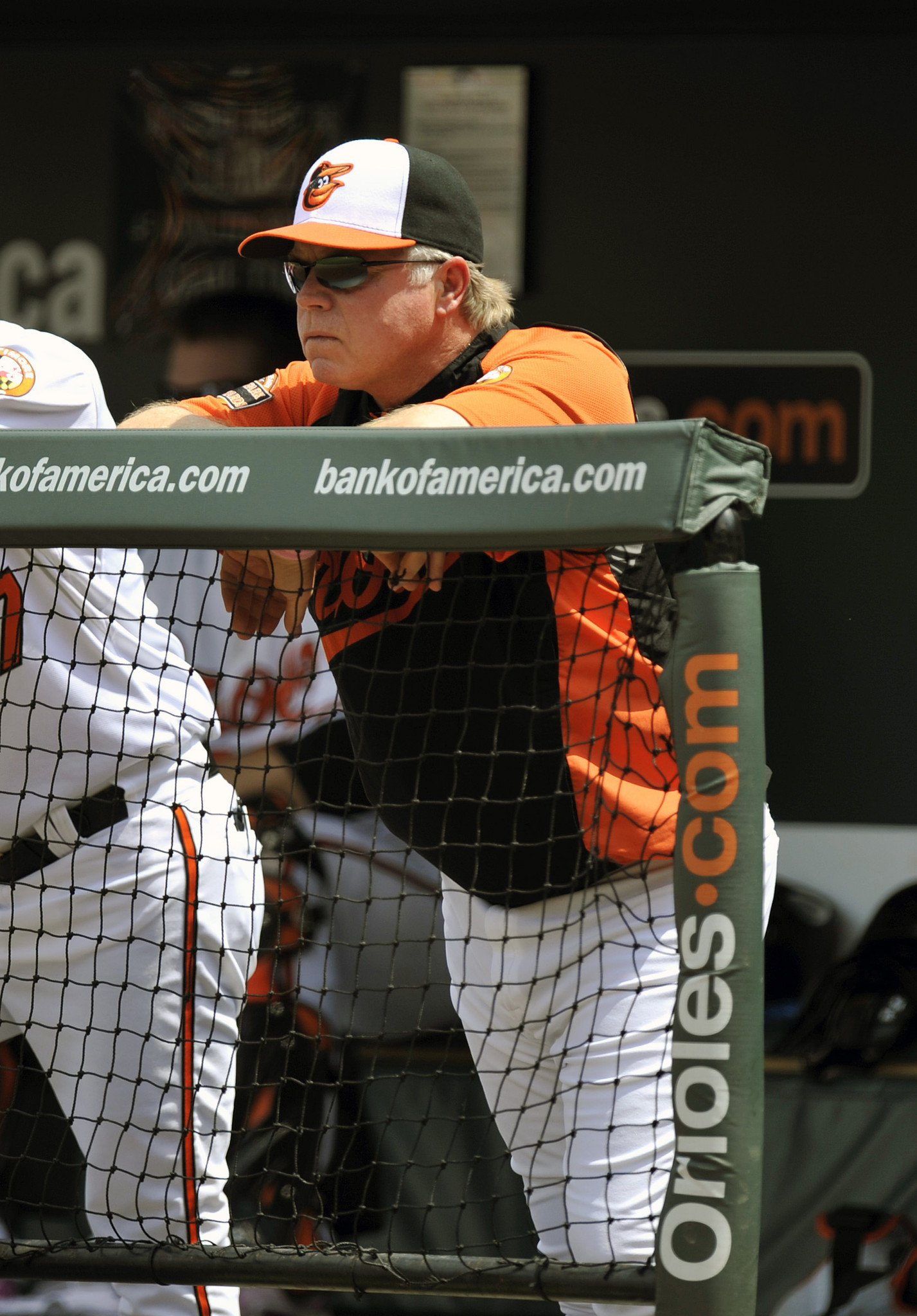 The many emotions of Buck Showalter [Pictures] - Proud