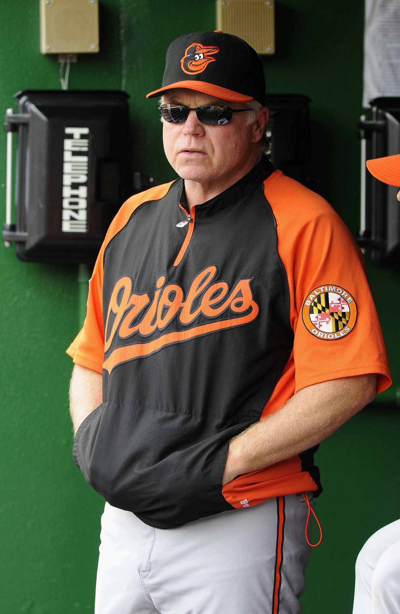 The many emotions of Buck Showalter [Pictures] - Sensitive