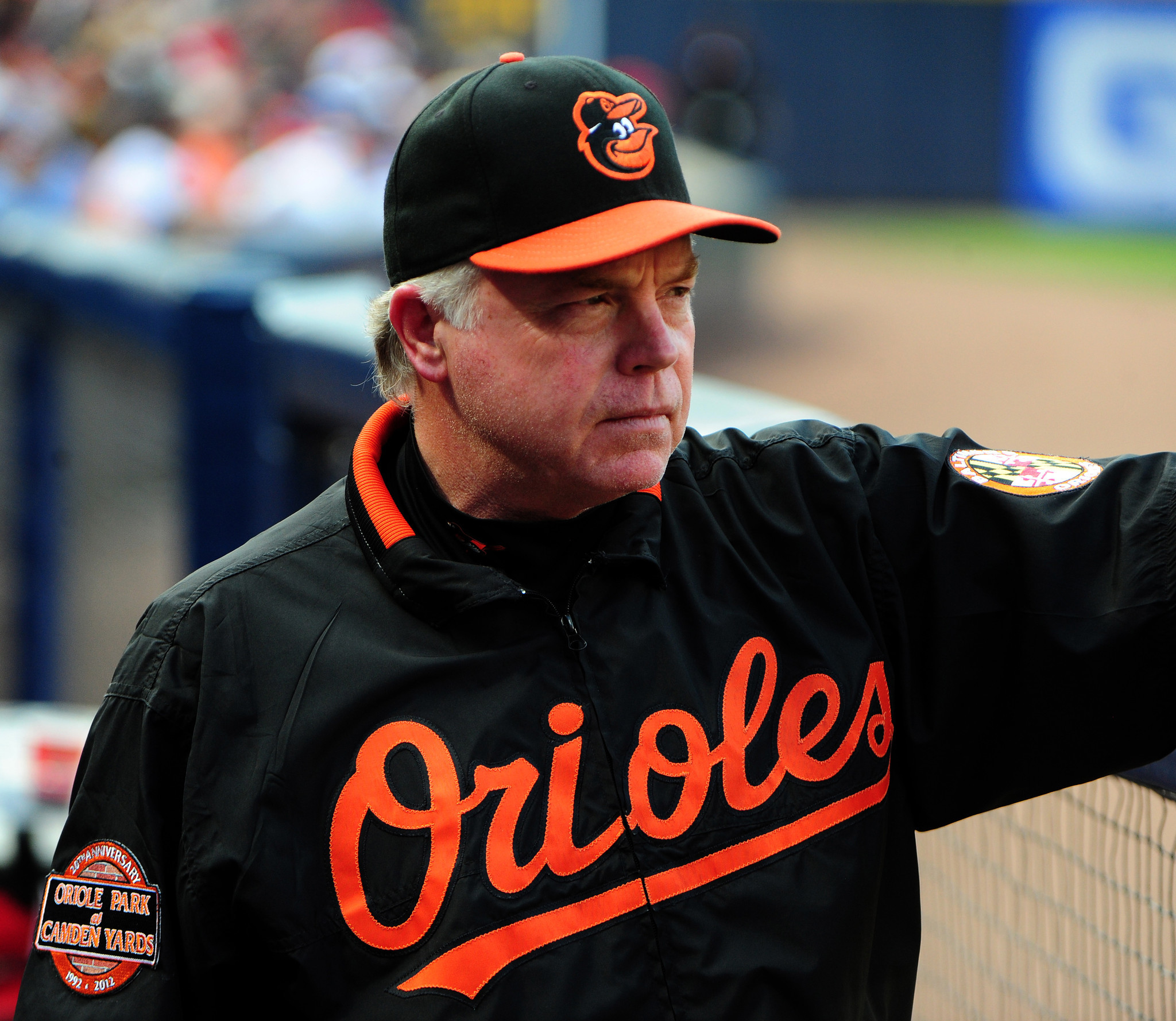 The many emotions of Buck Showalter [Pictures] - Nervous