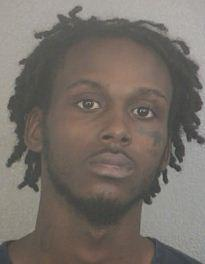 Lauderhill Police are searching for Vondelyan Bozeman for attempted murder in the shooting of another man