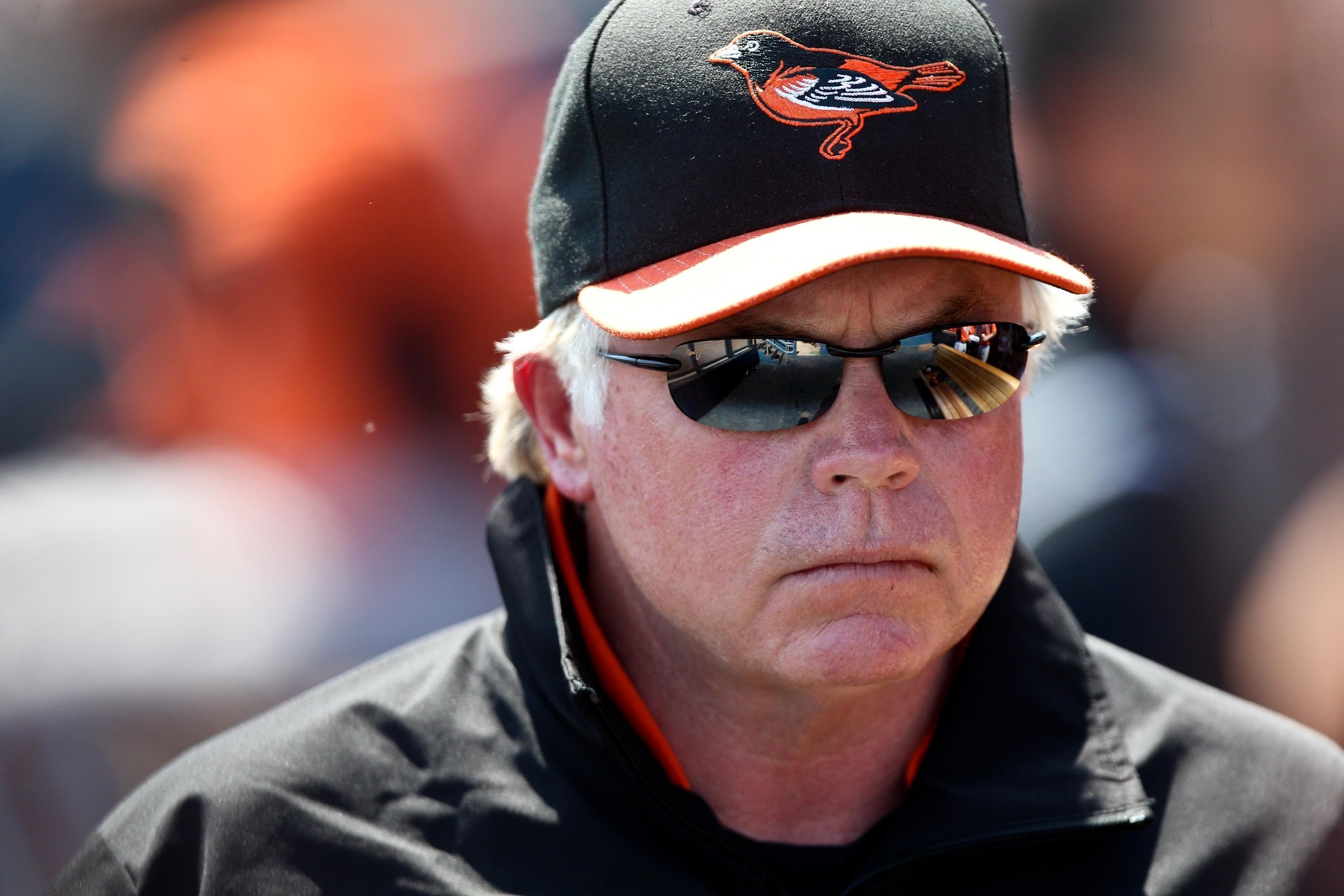 The many emotions of Buck Showalter [Pictures] - Erratic