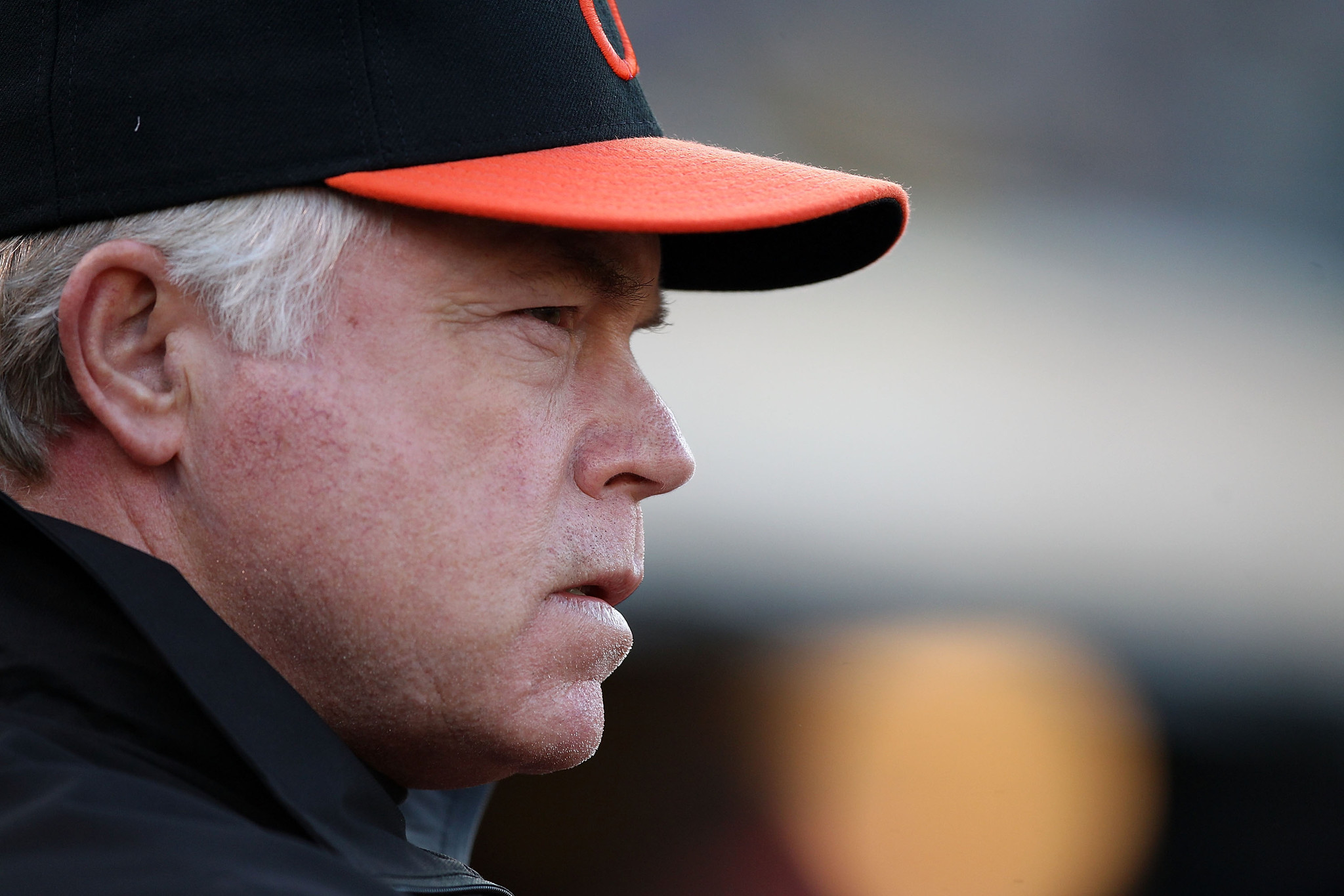 The many emotions of Buck Showalter [Pictures] - Isolated