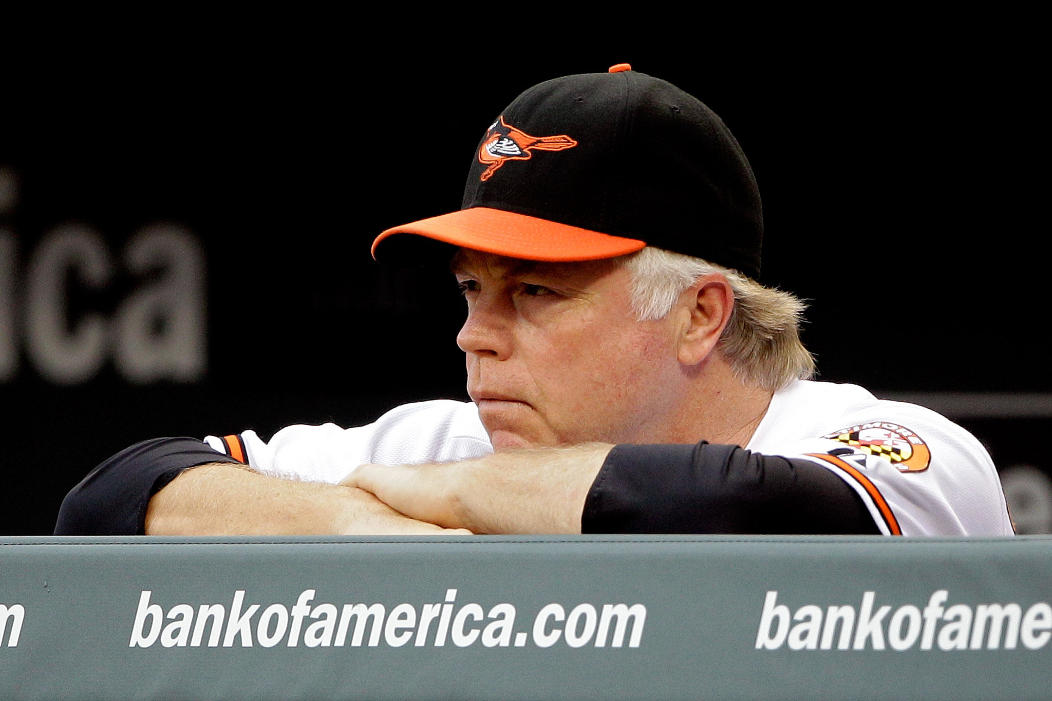 The many emotions of Buck Showalter [Pictures] - Pleased