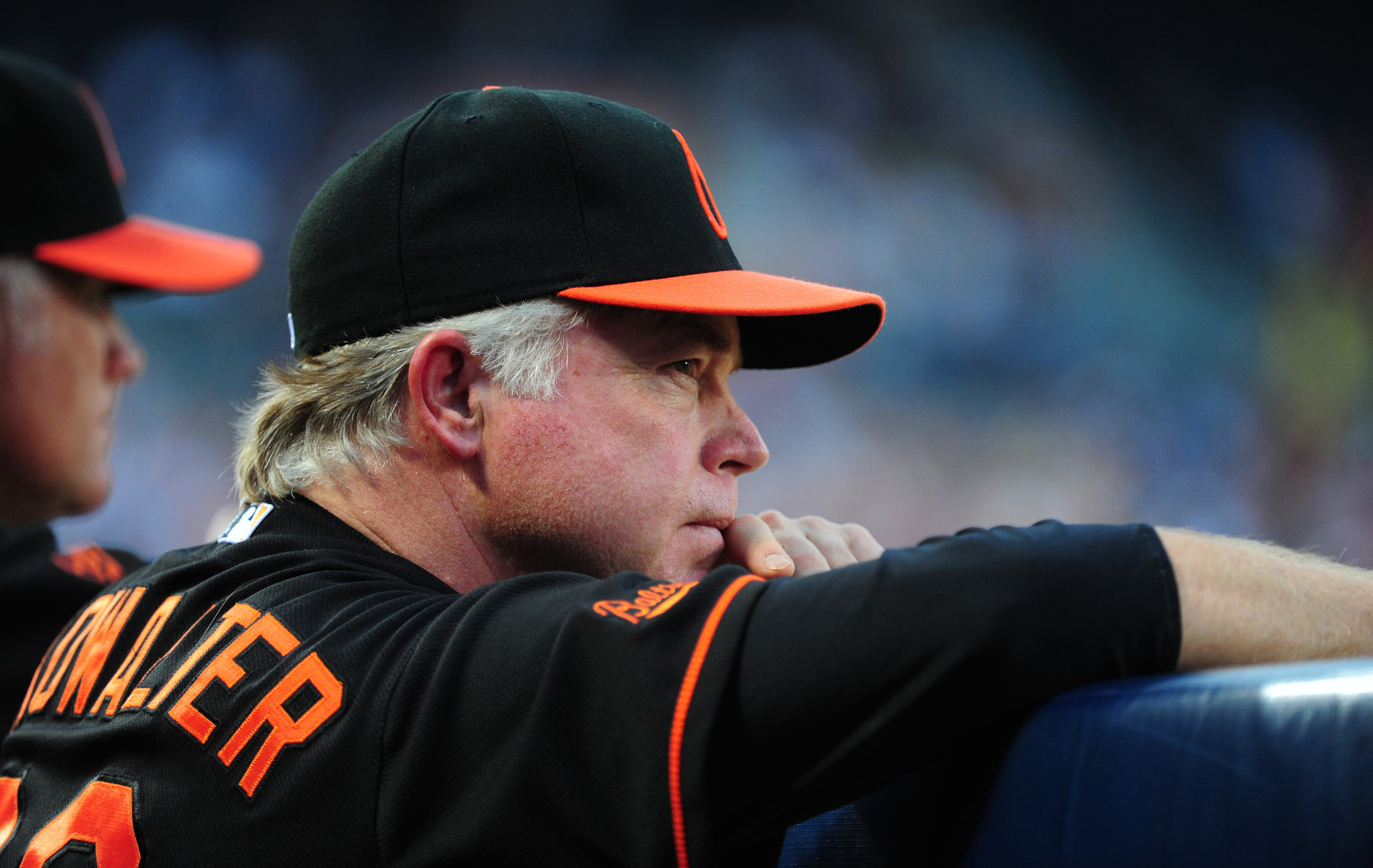 The many emotions of Buck Showalter [Pictures] - Conflicted