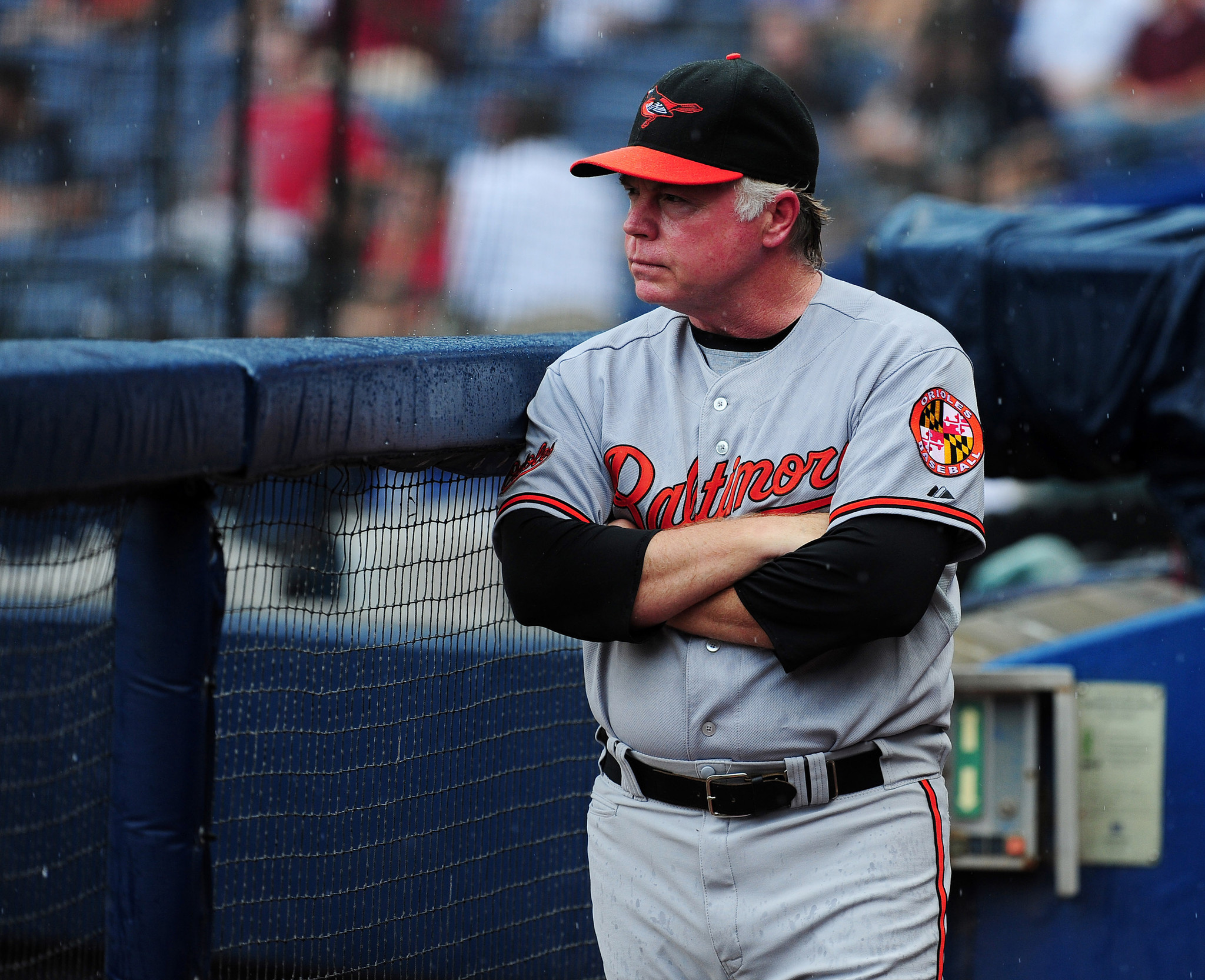 The many emotions of Buck Showalter [Pictures] - Resentful