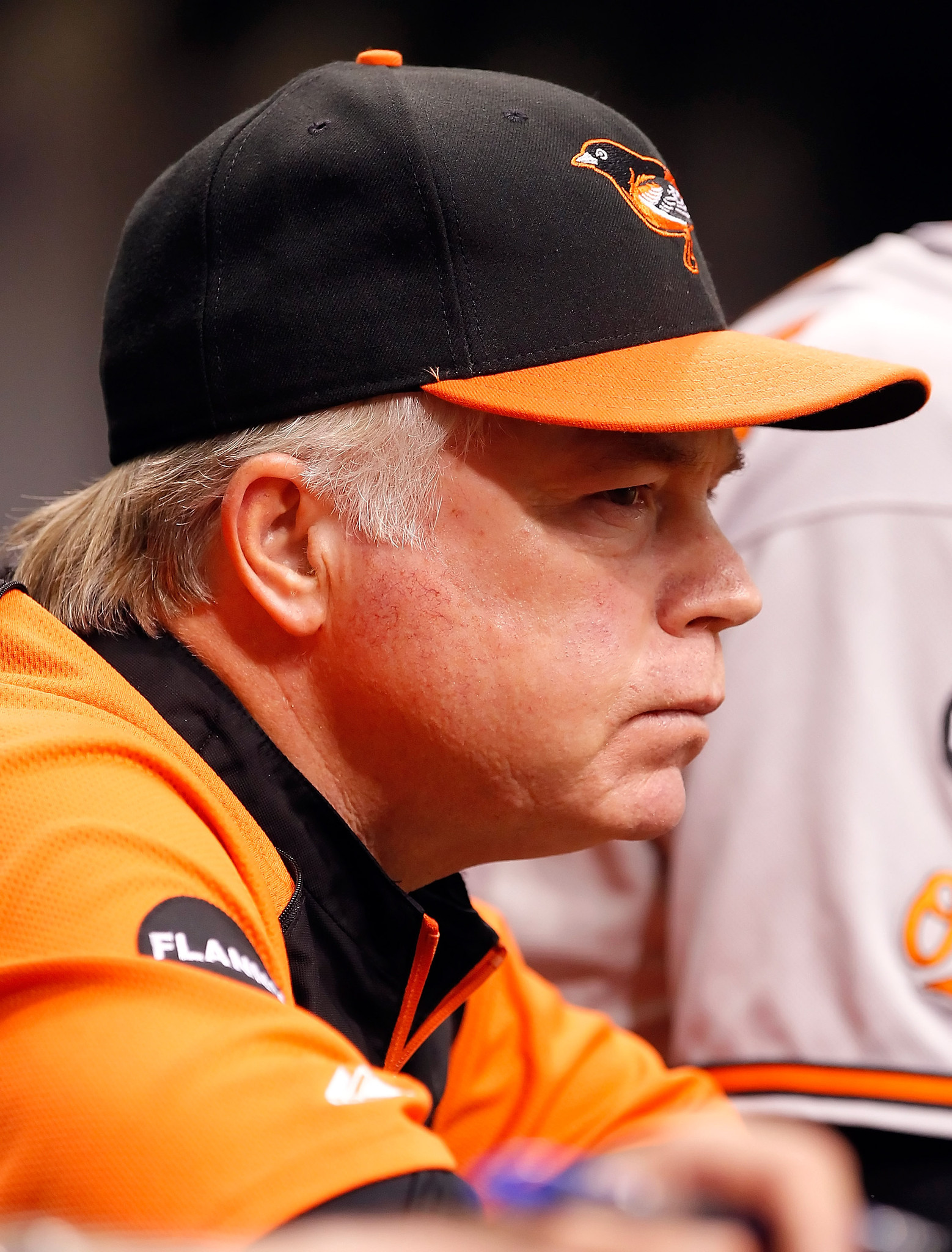 The many emotions of Buck Showalter [Pictures] - Idealistic