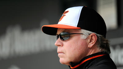 The many emotions of Buck Showalter [Pictures]