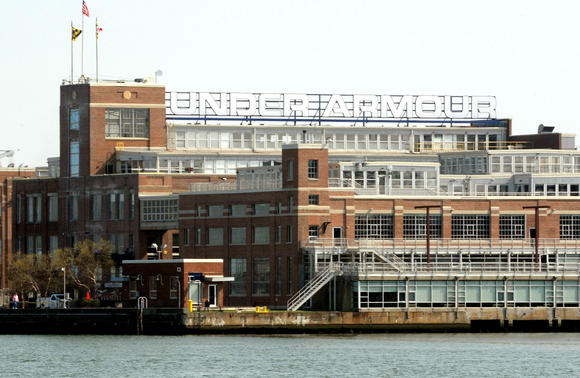 Under Armour's Tide Point headquarters