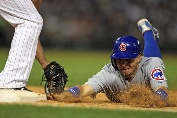 Tony Campana started the day 12th in the National League with 29 stolen bases.