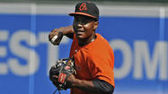 "Outfielder <strong>L.J. Hoes</strong> is expected to be announced Tuesday as this year's winner of the <a href=""/bal-brooksstories,0,1089790.storygallery""></a>Brooks Robinson</runtime:link> Award for the best season by an Orioles minor league hitter."