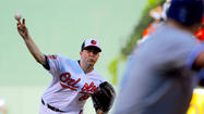 Steve Johnson makes the most of spot start with 5 scoreless innings