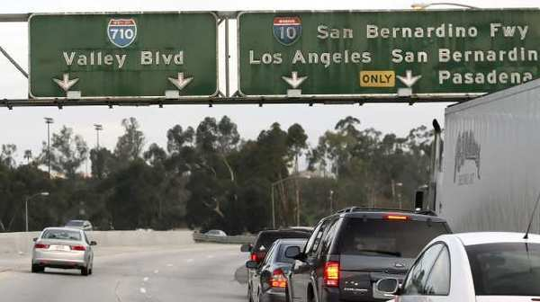 The proposal to build a tunnel extending the Long Beach (710) Freeway to the Foothill (210) Freeway is the subject of increasing political tension.
