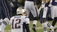 In his 13 years in the NFL, New England Patriots quarterback Tom Brady has seen just about everything that a crazed, caffeine-infused defensive coordinator could possibly scribble on a whiteboard in the wee hours of the morning. But the Ravens tried their best to give him something different to think about on Sunday night.