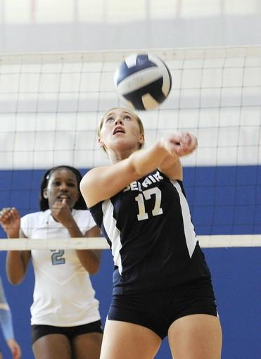 Bel Air tops CMW in girls volleyball