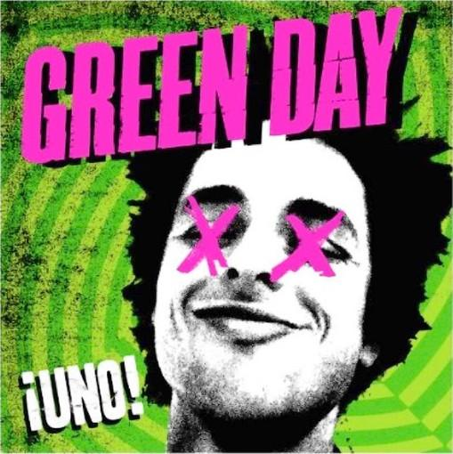 "The cover of Green Day's ""Uno."""