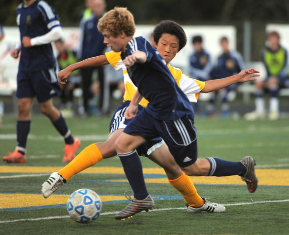 Perry Hall-Catonsville soccer