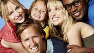 """Ben & Kate"" (<em>7:30 p.m. Tuesday, Fox; 3 stars out of 4</em>) will live or die by how much viewers love, or hate, Nat Faxon's exuberant portrayal of Ben Fox."