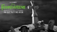 """Frankenweenie: An Electrifying Book"""