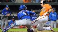 Orioles drop nightcap, 9-5, split doubleheader with Blue Jays