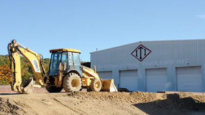 An 18,500-square-foot expansion is under way at ITI Trailers & Truck Bodies in Meyersdale.