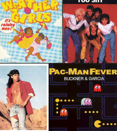 It's National One-Hit Wonder Day! Celebrate by taking a trip down memory lane with our list. And yes, there's a link to videos of the songs themselves, so you can rock out in honor of these artists who sank without a trace.