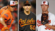 Who should start a one-game playoff for the Orioles?