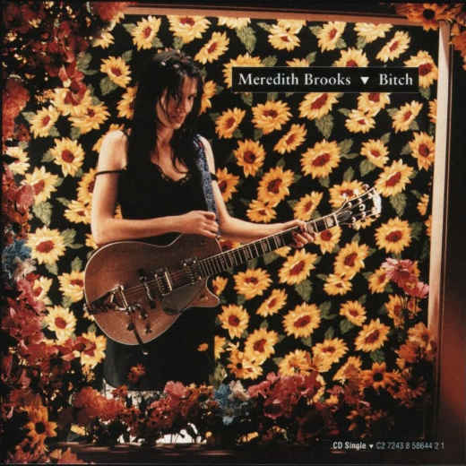 "<a href=""http://www.youtube.com/watch?v=_ivt_N2Zcts"" target=""blank""><b>Meredith Brooks</b></a> penned this anthem to take-no-prisoners women everywhere."