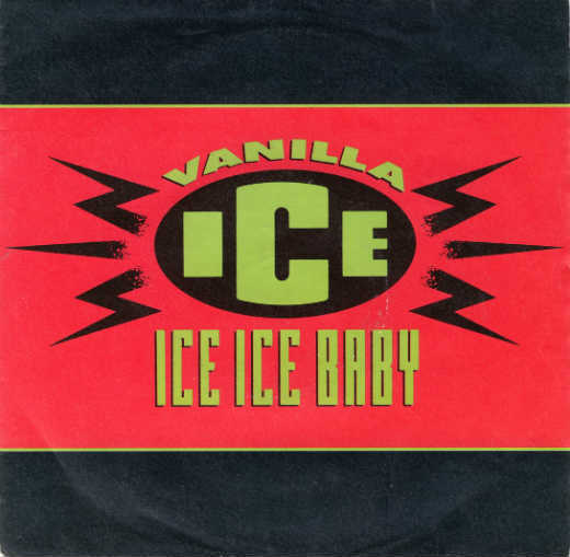 "Remember when <a href=""http://www.youtube.com/watch?v=rog8ou-ZepE"" target=""blank""><b>Vanilla Ice</b></a> was the future of rap?"