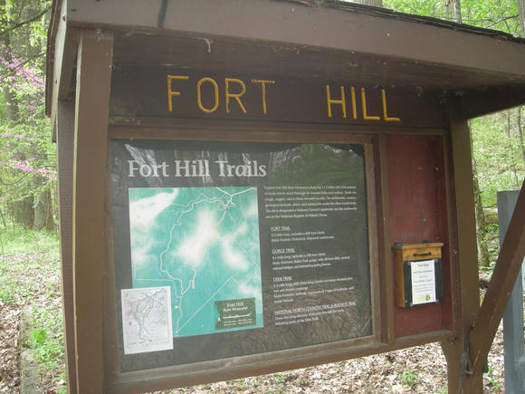 Travel to Fort Hill State Memorial in Ohio
