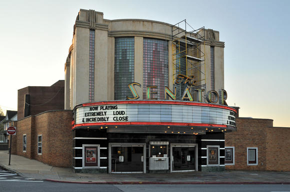 Baltimore is selling the Senator Theatre to its current operators for $500,000.