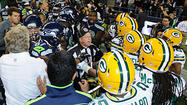 A sampling from around the world of sports about the Green Bay Packers-Seattle Seahawks finish Monday night: