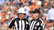 Pictures: NFL Replacement Refs Have Coaches, Players Behaving Badly