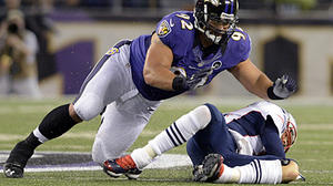 Tale of the Tape: Ngata and Ellerbe topple Tom Brady