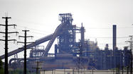 Sparrows Point steel mill up for sale — again