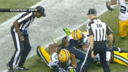 Sputtering frustration over replacement officials in the National Football League burst into full-open revolt after a controversial end-zone call that decided the fate -- wrongly, it turns out -- of Monday night's game between the Green Bay Packers and the Seattle Seahawks.