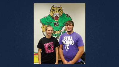 Athletes of the Month for September