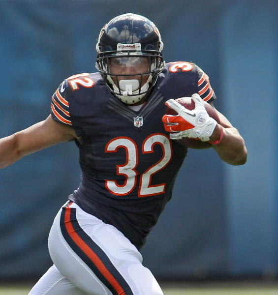 Sounds like Matt Forte is on the shelf at least one more week. That noise you're hearing is a big sigh of relief coming from Michael Bush owners, who should see another big game from him. There should also be enough touches to go around for Bell, who got 10 carries on Sunday but didn't do much with them. But if you¿re itching for a Bears player to pick up (and I bet you are) this would be the best bet. <br><b>Last week:</b> 10 carries, 20 yards<br><b>This week:</b> @Cowboys